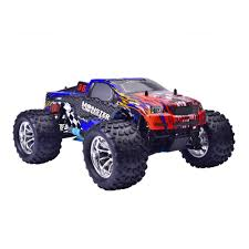 nitro monster truck rc new hsp 4wd 1 10 scale models power off road monster truck rc