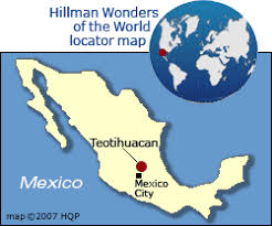 teotihuacan map teotihuacan tips by travel authority howard hillman