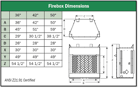 fireplace insert dimensions fireplace design and ideas