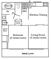 Japanese Floor Plan Living Small Grace Filled Notes From Apartments In Japan Sfgate
