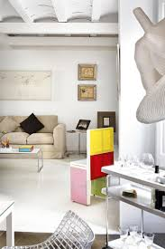 Wohnzimmer Bild Modern Wohnzimmer Deko Mit Skulpturen Und Kunstwerken 50 Ideen