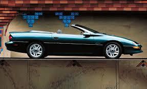 1995 chevy camaro convertible 1995 chevrolet camaro z28 convertible the convertible model