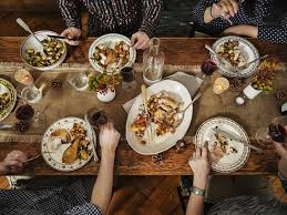 where to thanksgiving dinner around the world condé nast