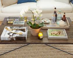 coffee table decorating ideas wooden coffee tables