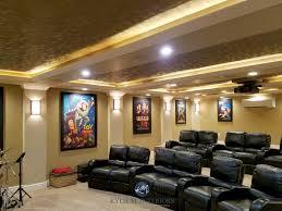 e design a home theatre media room