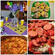 mardi gras party ideas and recipes mommysavers