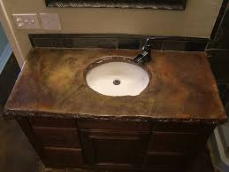 ideas for bathroom countertops bathroom countertop ideas gorgeous design ideas bathroom sinks and
