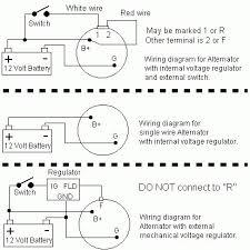 gm delco remy alternator wiring wiring diagram simonand