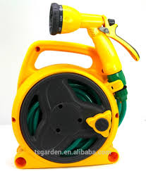 water hose reel wall mount outdoor compact garden hose reel suncast hose reel water