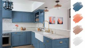 kitchen color schemes with brown cabinets 6 beautiful kitchen color schemes for every style according