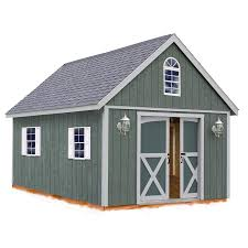 shop best barns common 12 ft x 20 ft interior dimensions 11 42