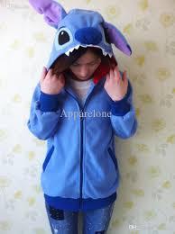 2017 wholesale winter anime animal cute cartoon women men u0027s blue