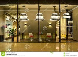 lighting shop window stock photo image 48258065