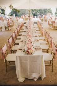 long wedding tables tables floral and wedding