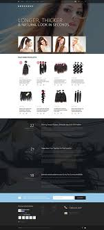 gg hair extensions hair extensions online store woocommerce template themes