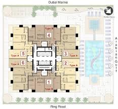 Marina Square Floor Plan Emirates Crown Floor Plans Dubai Marina