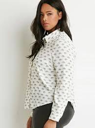 elephant blouse plus size elephant print polo collar shirt 32572 2 jpg