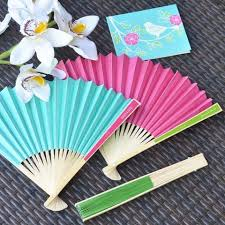 personalized fans for wedding personalized wedding favors wedding gifts for guests