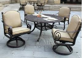 High Quality Patio Furniture Cast Aluminium Garden Table U2013 Exhort Me
