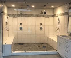 Interior Door Transom by Steam Showers Frameless Shower Doors