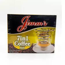 Coffee Mix jimm s 7 in 1 coffee mix 12 sachets lazada ph