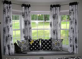 Best  Window Seat Curtains Ideas On Pinterest Bay Windows - Bedroom window dressing ideas