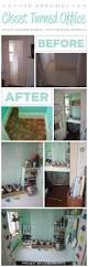turning closet into bar best 25 closet turned office ideas on pinterest office in a