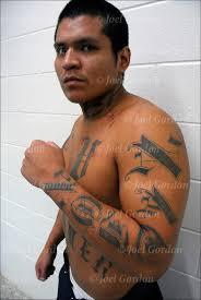 inmate with fpsc tattoos joel gordon