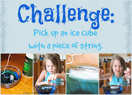 Challenge Water How To Cube Challenge Can You One Up With Only A String