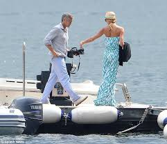 George Clooney Home In Italy George Clooney Shows Off His Lake Como Villa For First Time To