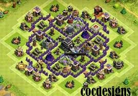 layout design th7 town hall 7 farming base layout with town hall inside december