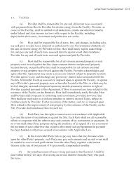 appendix c sample power purchase agreement developing a