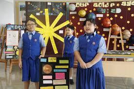 Binus Student Desk by Students Of Binus School Simprug Present Mobile Planetarium