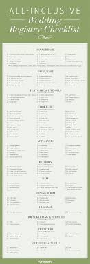 how to make a wedding registry your essential wedding registry checklist weddings wedding and