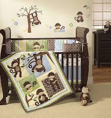 Baby Boy Monkey Crib Bedding Sets Modern Baby Crib Bedding Sets Baby Ideas Decor Pinterest
