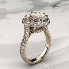 yellow gold wedding band with white gold engagement ring morganite halo engagement ring with diamonds in gold halo