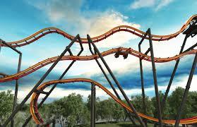 New Jersey Six Flags Address Six Flags Great Adventure Debuting New Total Mayhem Coaster
