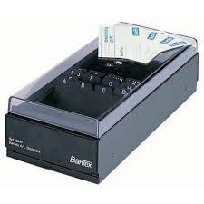 Business Card File Bantex 8649 Business Card File Box 700