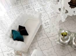 Beautiful Tile Flooring Ideas For Living Room Kitchen And - Floor tile designs for living rooms
