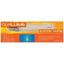 600 watt grow light bulb sunleaves optilume hps 600 watt hps grow light bulb lamps 600w ebay