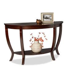 accent sofa table lewis wood accent table free shipping today overstock com 11129172