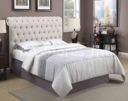 sale 498 00 devon fabric upholstered headboard beige