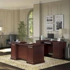 Bush Bennington L Shaped Desk Kathy Ireland Office By Bush Business Furniture Bennington L Desk
