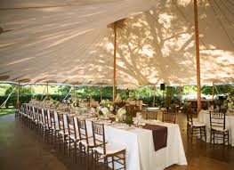 tent rental for wedding bohemian a line wedding sperry tents new jersey