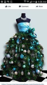 mannequin christmas tree holiday on fleek pinterest