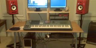 Music Production Desk Plans Desk Best Desktop Pcs For Music Production Awesome Recording