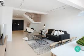 qanvast interior design ideas 8 modern minimalist homes you ll go with plants as decor items for that pop of freshness architect 0932 design consultants