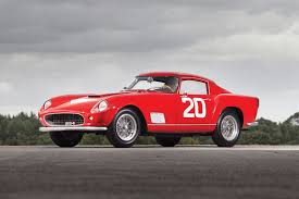 ferrari classic models 1958 ferrari 250 gt tour de france you can have this piece of art