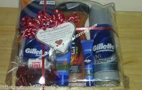 mens pamper hamper gift for dad fathers day him husband boyfriend