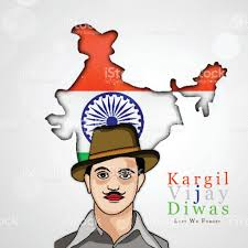 kargil vijay diwas background it is celebrated on 26 july every